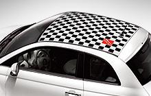 Fiat 500 stickers