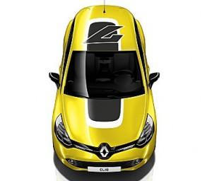 Renault clio toit sport